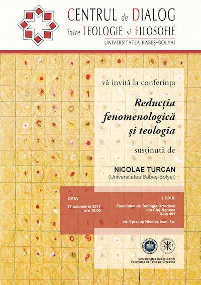 Reducția fenomenologică și teologia