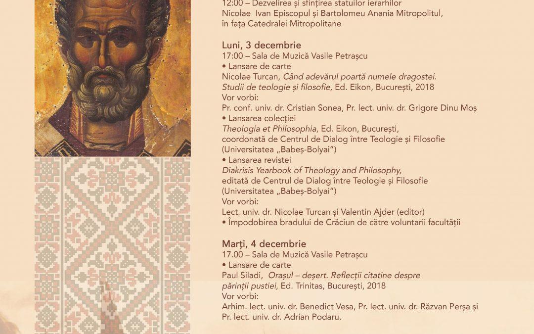 Lansări în Săptămâna Facultății de Teologie Ortodoxă